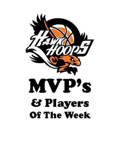 MVP And Players Of The Week