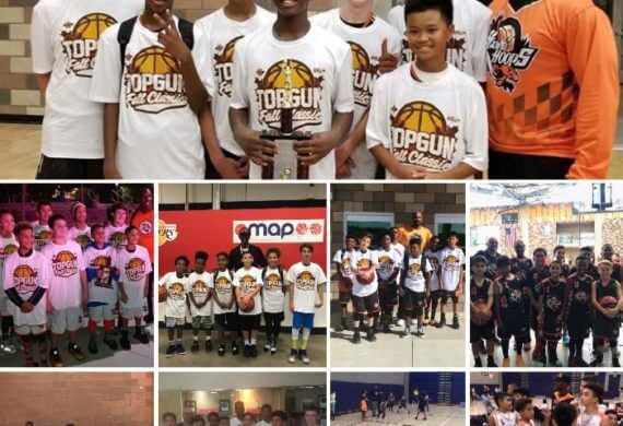 Top Gun Tournament Collage