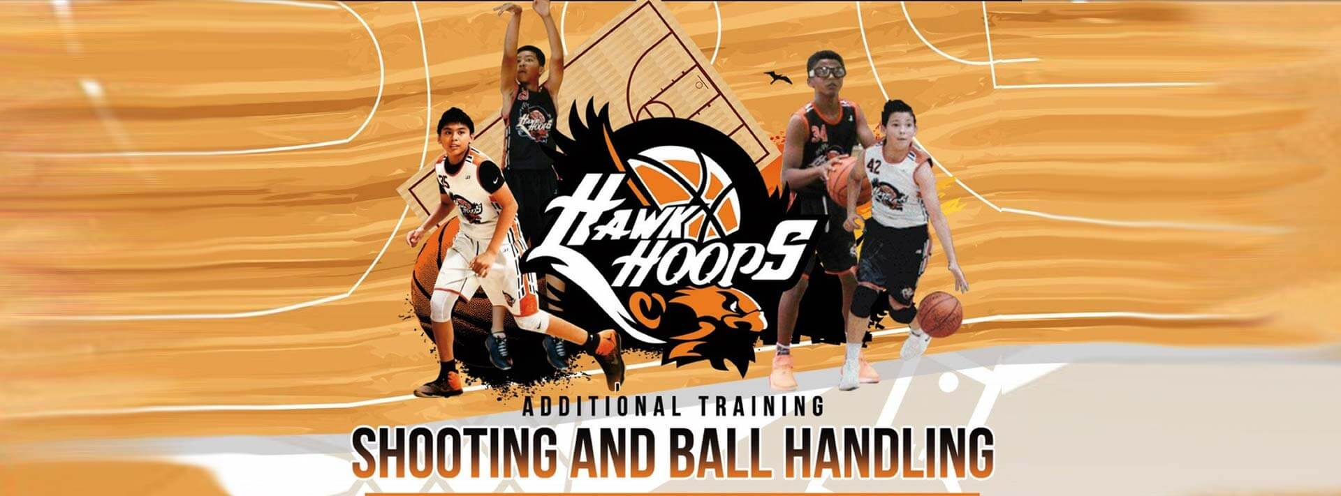 shotting and ballhandling